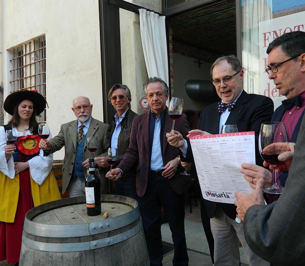 Record di Paesi a Golosaria Monferrato