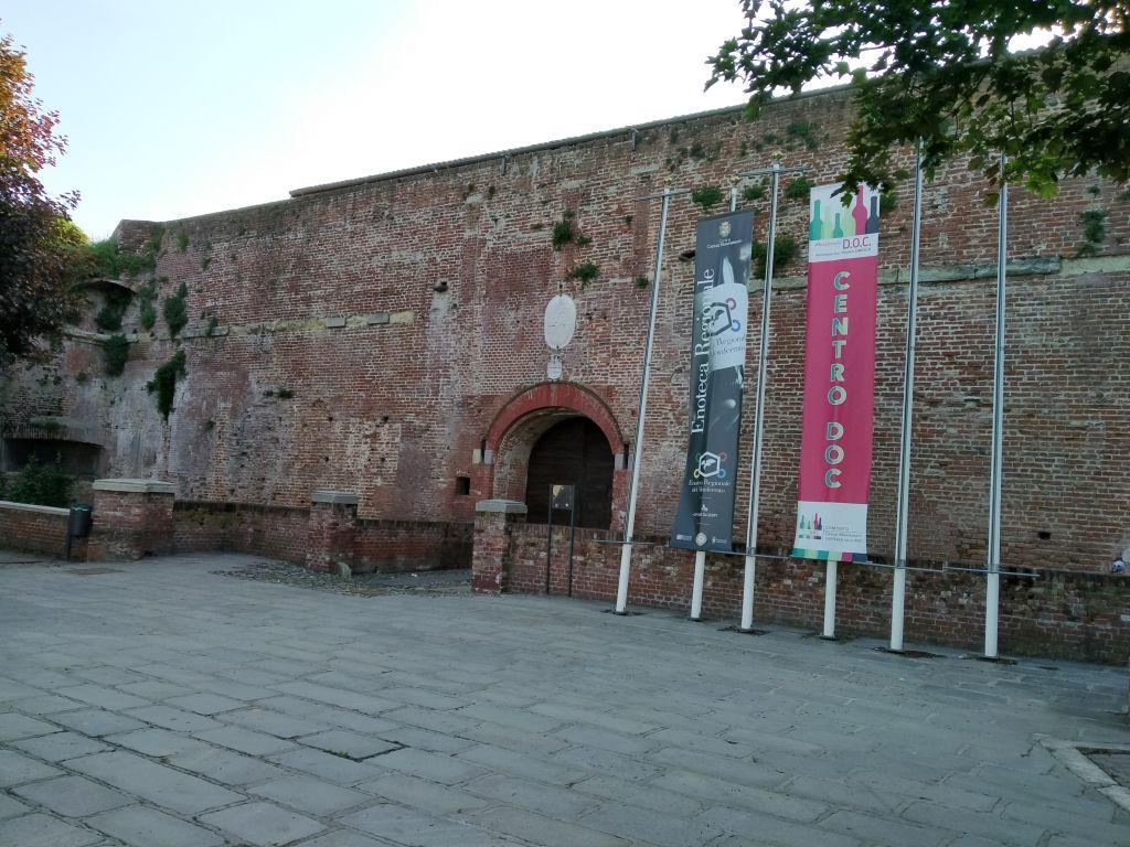 Aperture del Castello