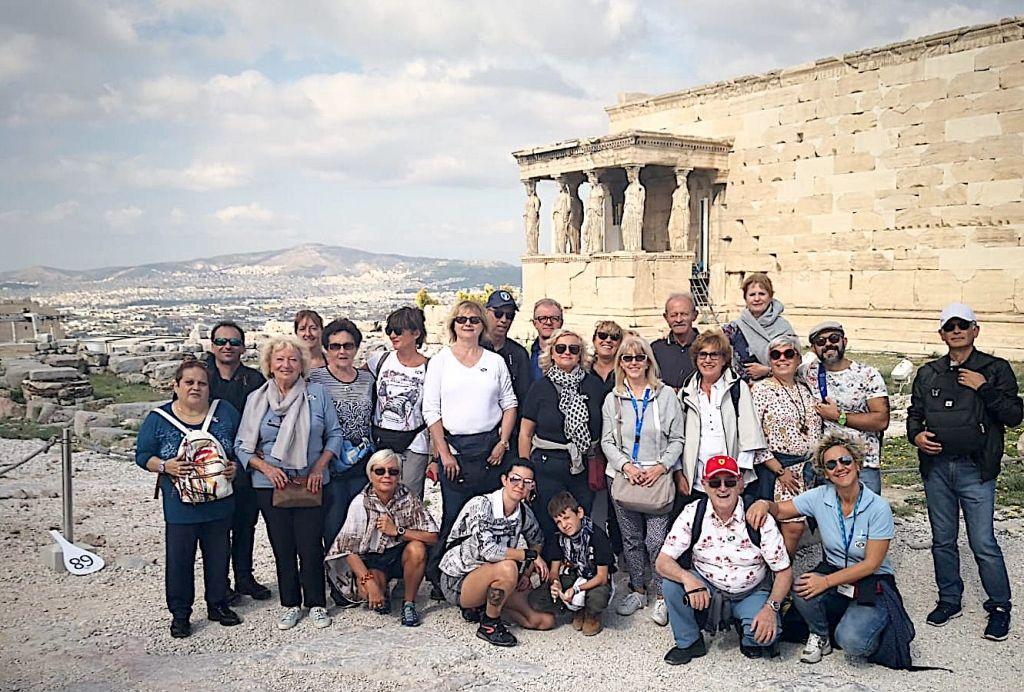 Casalesi al Partenone