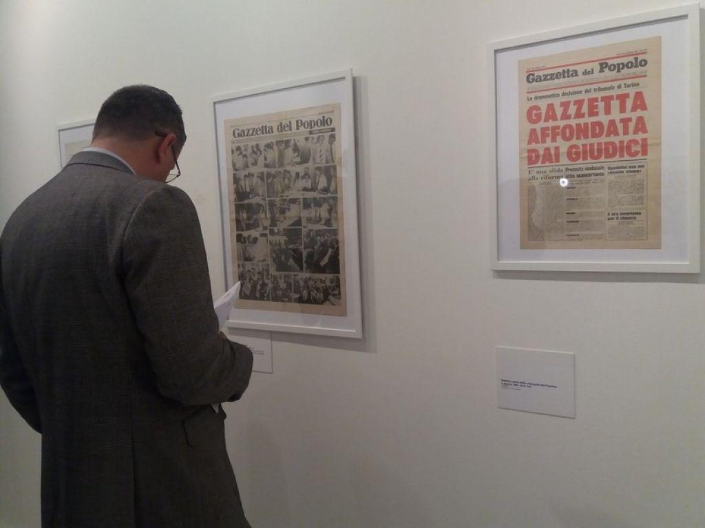 """Tre mostre sulla """"Gazzetta dal Popolo"""""""