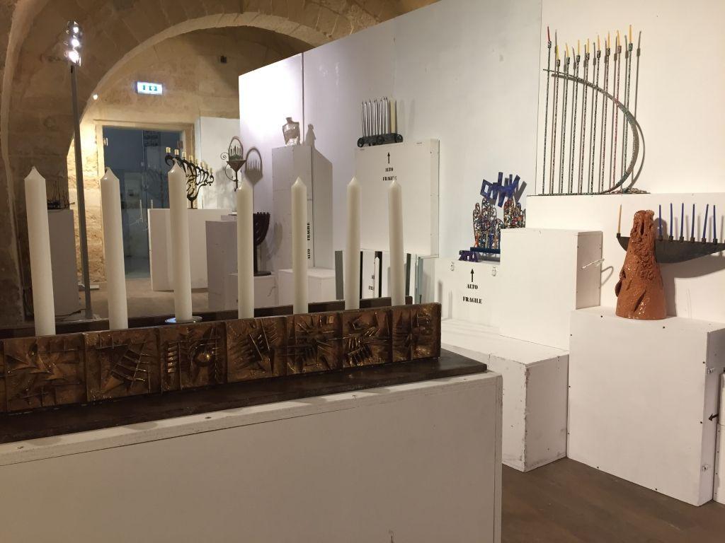 I Lumi di Chanukkah a Lecce