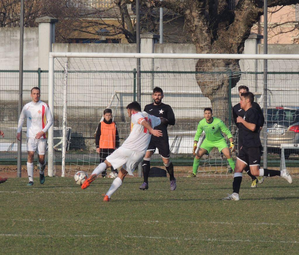 Fine Primo Tempo: Gozzano-Casale 1-0